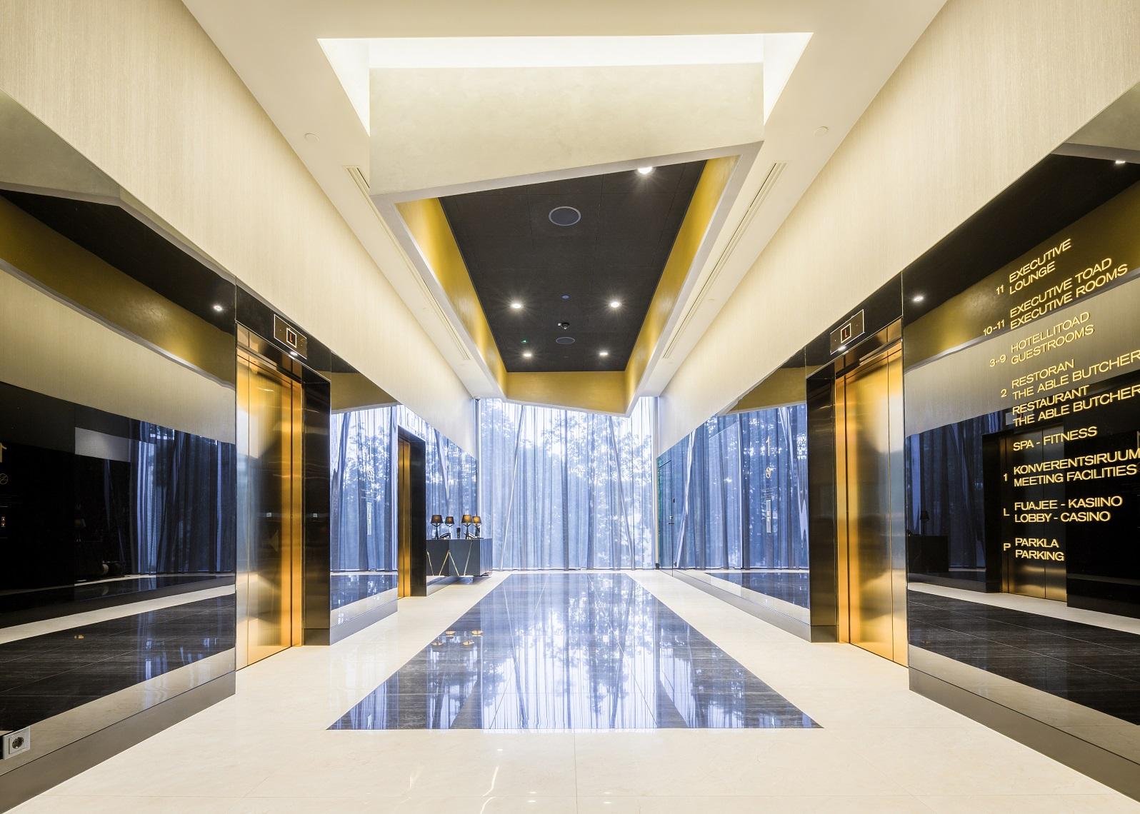 Saagu valgus - Hilton Tallinn Park Hotel