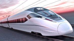Maglevi raudteesüsteem on kasutusel Hiinas ja Jaapanis.