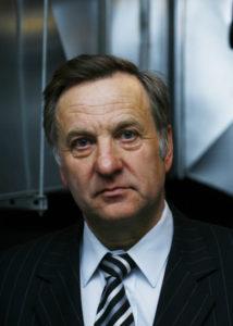 Inseneriteaduskonna energiapoliitika professor ja Eesti Inseneride Liidu president Arvi Hamburg