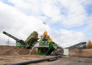 Mäetööstusettevõte Kiviluks. Foto: KIK
