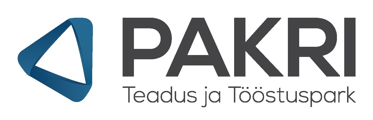 Pakri Teadus- ja tööstuspark logo