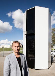 Arno Kütt, Cleveron. Foto: Meeli Küttim