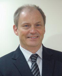 Aegis Software'i arendus- ja strateegiadirektor Michael Ford