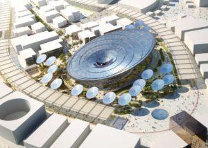 Sustainability Pavilion. Foto: Bureau EXPO Dubai
