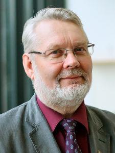 TTÜ orgaanilise keemia professor akadeemik Margus Lopp.