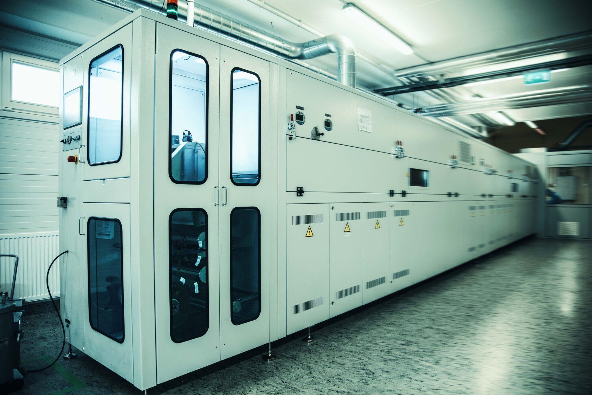 Komposiitplaatide tootmisseadmete soetamiseks ja uue tehase ehitamiseks sai Elcogen Euroopa Investeerimispangalt 12 miljonit eurot laenu. Foto: Elcogen