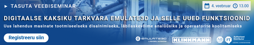 Klinkmann EMulate3D