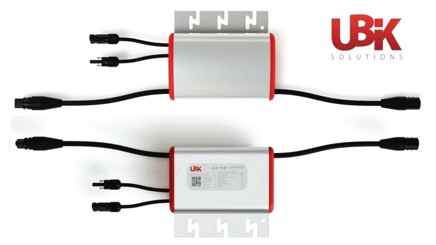 Uuenduslik päikeseenergiamuundur. Allikas: Ubik Solutions