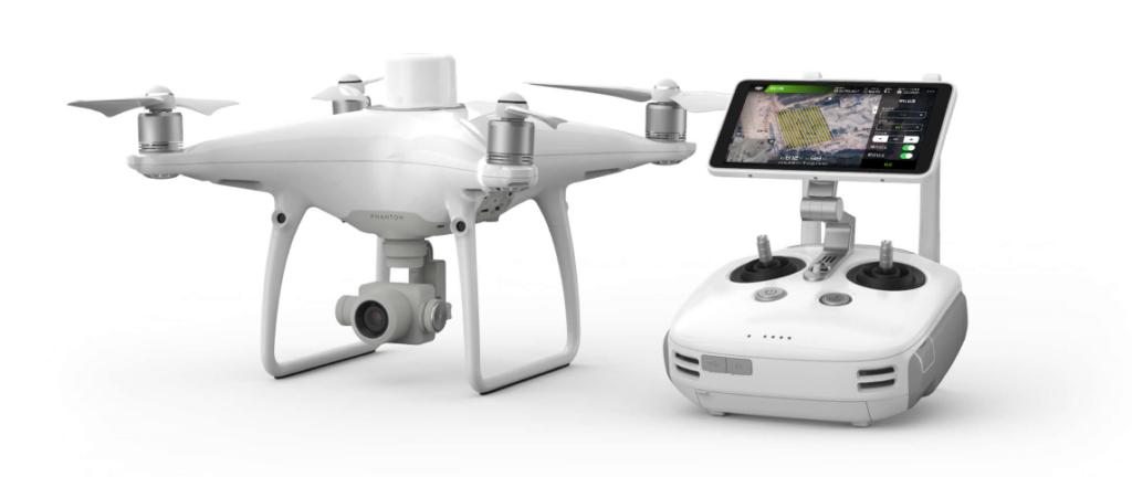 Tööstuslik droon DJI Phantom 4 RTK